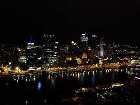 pittsburgh: Pittsburgh from Mt Washington