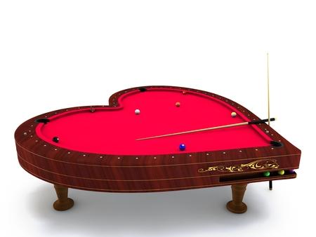 9 ball: love of billiard