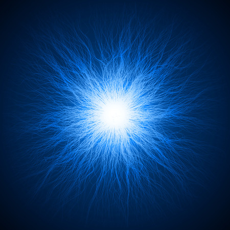 beam: energy beam Illustration
