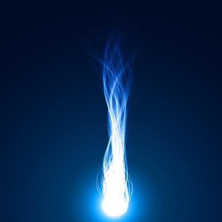 sacred source: magic column vector