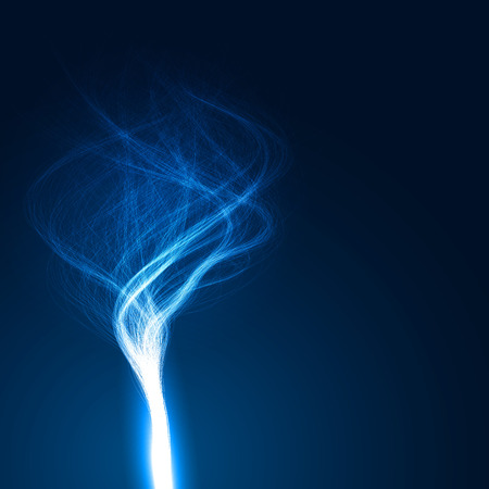 tree abstract vector