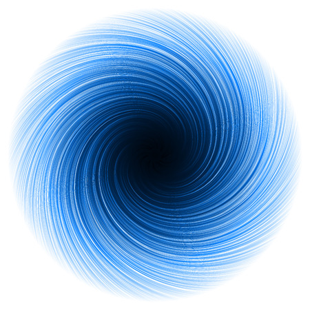 portal: dark portal abstract.(vortex lines version) Illustration