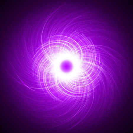 sacred source: energy ring abstract.(little ring with cross lines version)