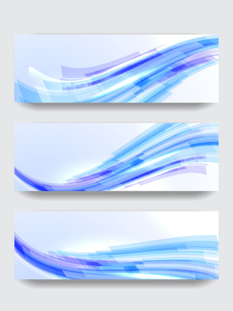 flawless: abstract vector background with deformed transparent rectangles