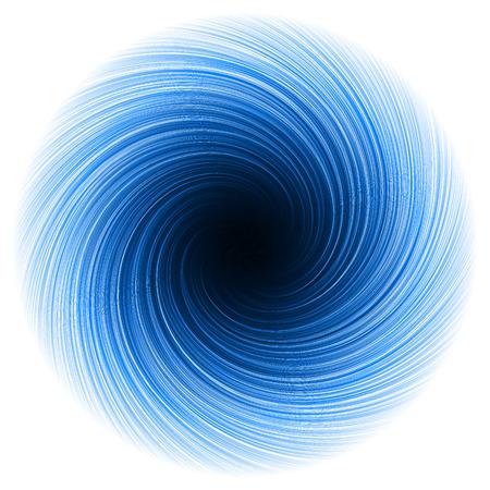 dark portal abstract.(vortex lines version) Vectores