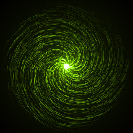 swarm: souls swarm in the dark (green colored,hard vortex version)