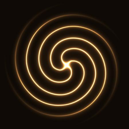 deform: cross light rays.(hard vortex deform version)