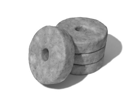 primitive whee stones