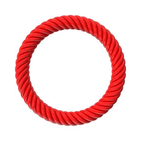 twisting: twisting circular shape Stock Photo