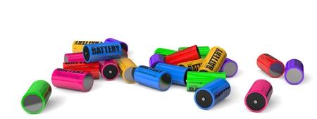 batteries: simple batteries.