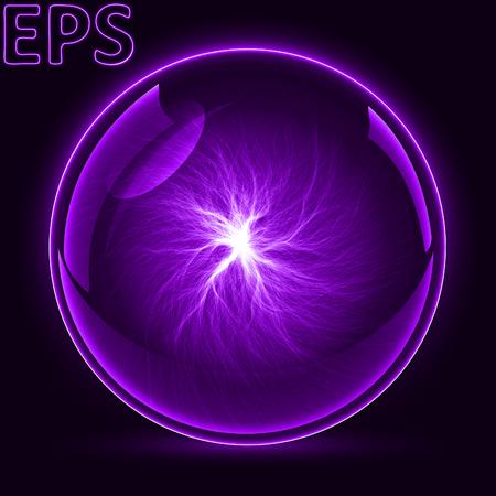 magical: magical energy ball