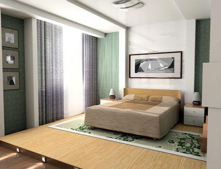 matress: Interior,  bedroom, modern design