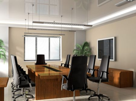 fixture: Modern Office boardroom exclusive design