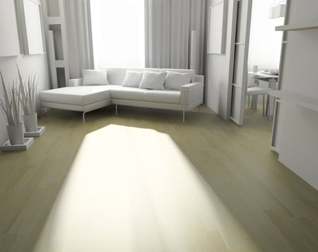 light room modern 3 d exclusive design photo