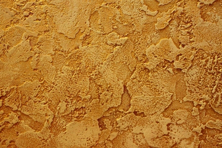 grunge textures: Structure of decorative plaster close up skan image