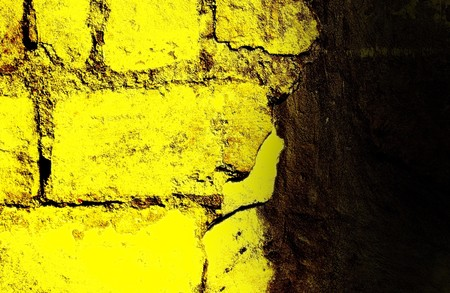 Fragment of an abstract wall close up photo