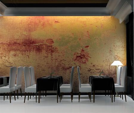 restaurant in classical style 3d ( rendering ) Imagens