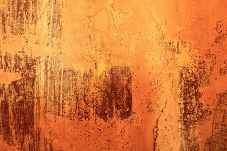抽象の壁の一部をクローズ アップ