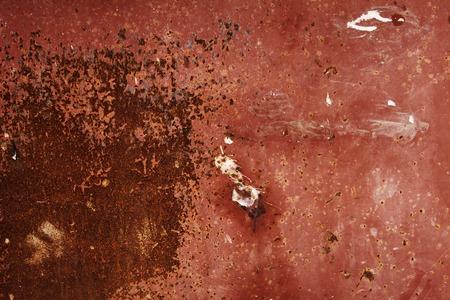 rusty: fragment of a rusty abstract background, stock image Stock Photo