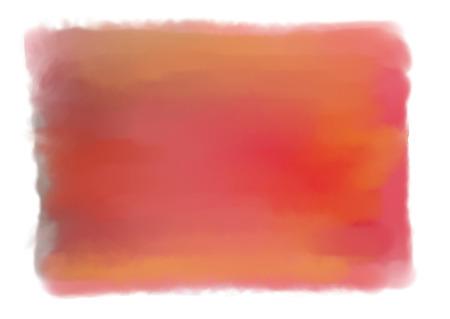 abstrakte muster: Zusammenfassung Wasser Farbe Bild, auf wei�em Hintergrund