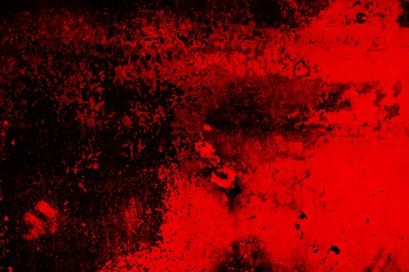 black and red: Abstract background illustration