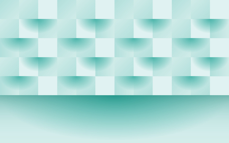 turqoise: Abstract gradient art geometric background. Ideal for artistic concept works, cover designs. Illustration