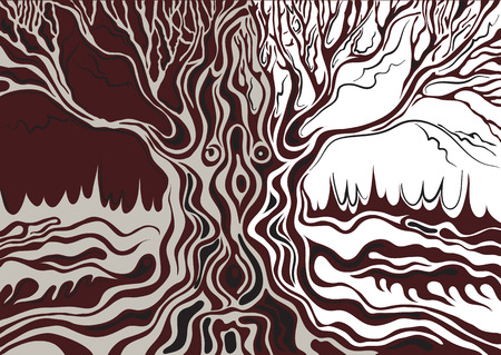 tronco: �rbol abstracto Magia