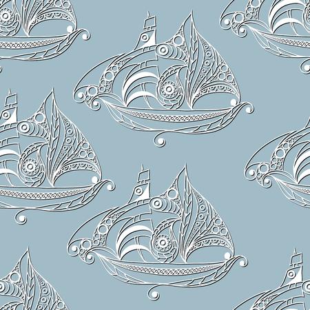 Textura transparente con encaje patrón de estilo floral (con la nave). Conveniente para el diseño: tela, tela, papel pintado, envoltura. Ilustración del vector. Foto de archivo - 55246879
