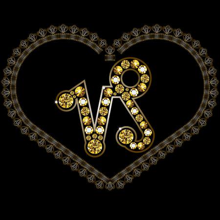 Decorative Horoscope and astrology symbol Capricorn