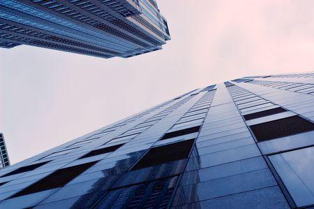 Modern buildings Stock Photo - 431054