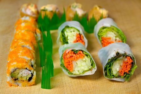 sampler: Sushi Sampler