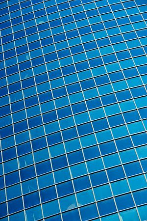 blue grid photo