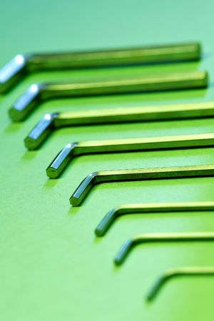 hex: Hex nut wrenches
