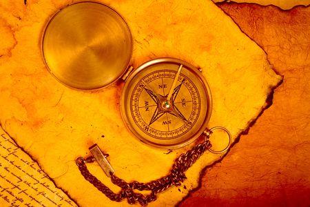 黄金の羅針盤、古いドキュメント