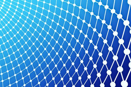 blue circles: Blue Abstract dynamic web background