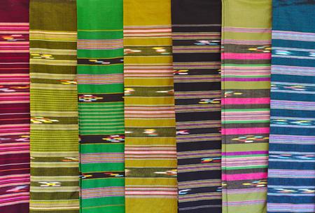 sarong: Sarong is Native cloth in Thailand.
