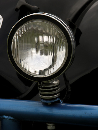 chrom: Floodlight from the old car