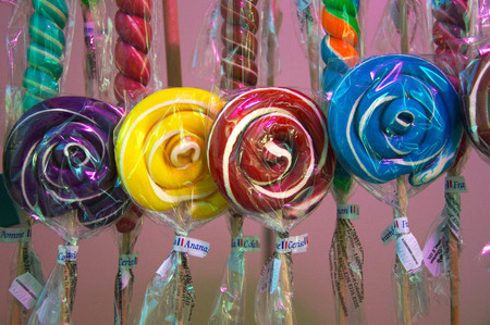 sinful: Lollipops