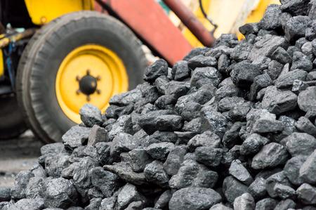 carbone: Mucchio di carbone