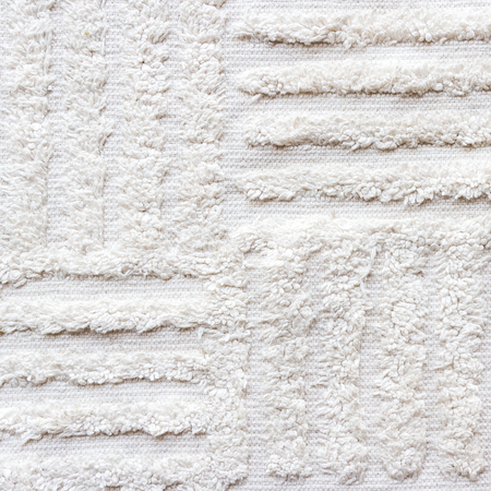 carpet clean: white towel square texture for background