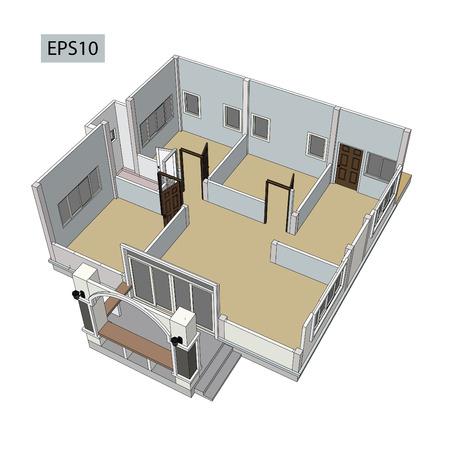 Writing a Modern House Plans.
