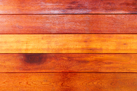 wood flooring: The flooring and walls are made of wood.