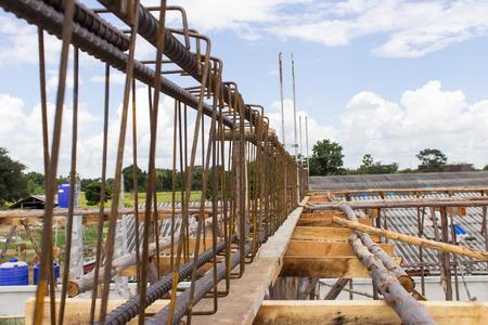 prop: Prop beam construction in sites.