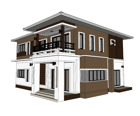 home design drawings 3d home design construction - Home Design Construction