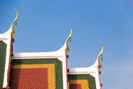 Wat Phra That Choeng Chum Buddha  temple sakon nakhon, Thailand. Editorial