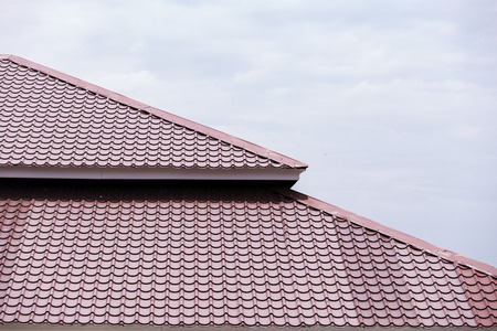 tile pattern: building construction home, roof metal cheese