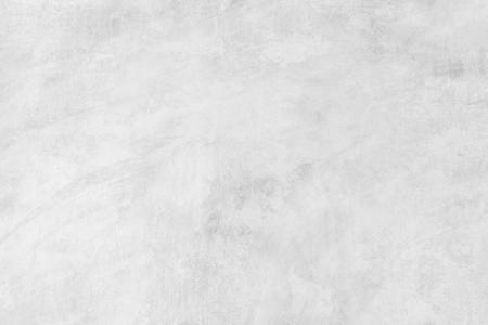 Vintage Wand- und Bodenbeton grauer und weißer Farbhintergrund, Kunstraum-Loft-Stil