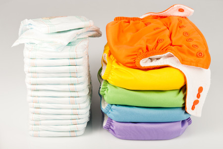 fabric: Eco friendly diapers and diapers