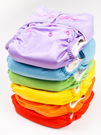 Eco friendly diapers photo