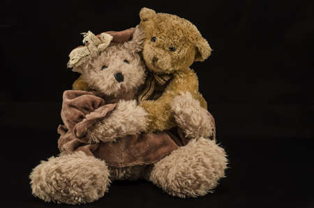Teddy bears photo